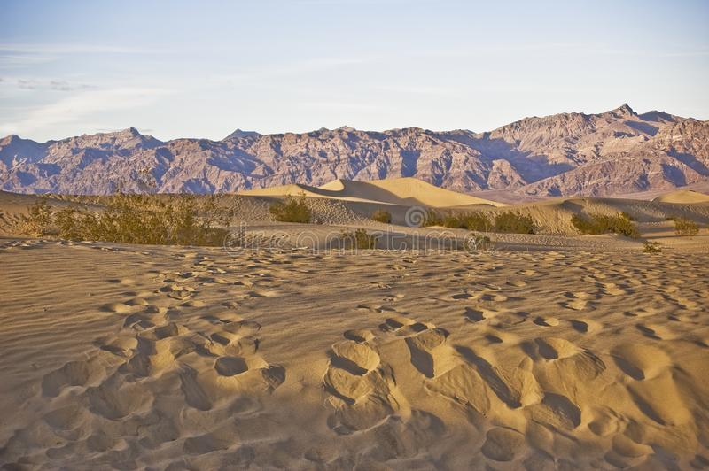 Download Tracks across the dunes stock photo. Image of mountains - 7851540