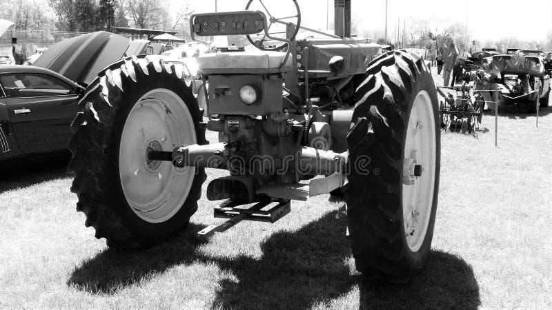 Tracteur de ferme photo libre de droits