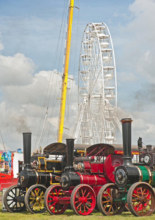 Download Traction Engines At Pickering Annual Rally Editorial Stock Photo - Image: 26598273