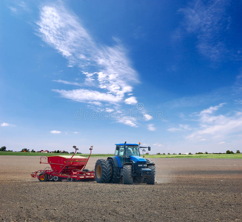 Free Tractor Stock Photo - 13582960
