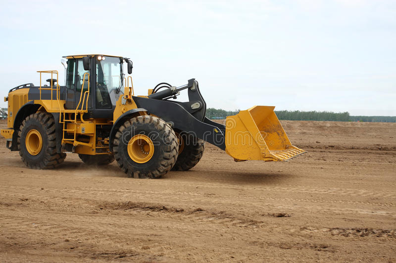 Download Tractor stock photo. Image of industry, background, activity - 25485742