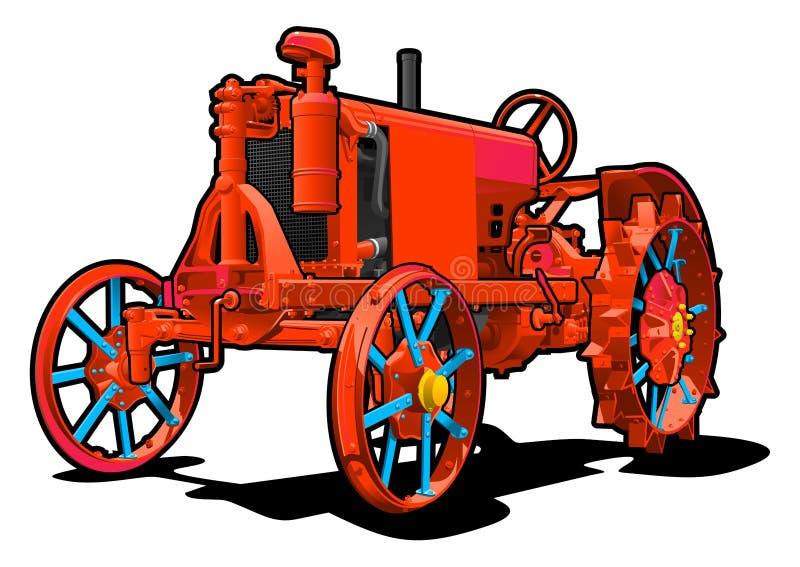 tractor stock illustratie