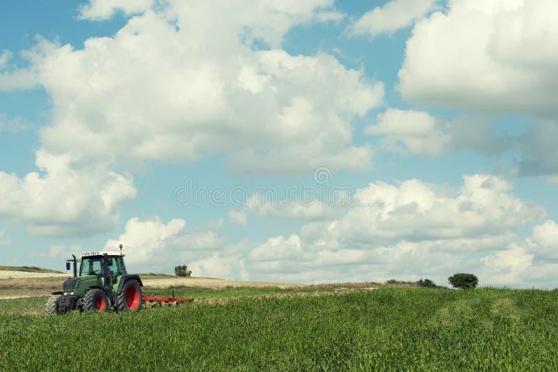 tractor stock foto