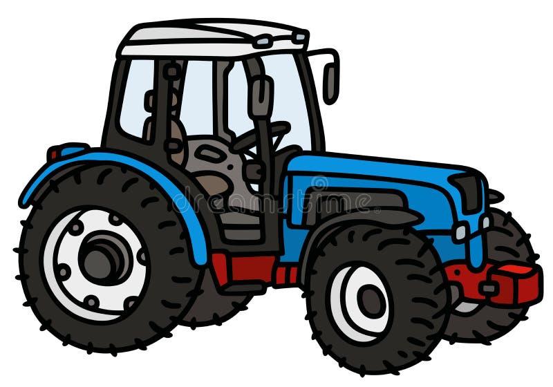 tractor vector illustratie