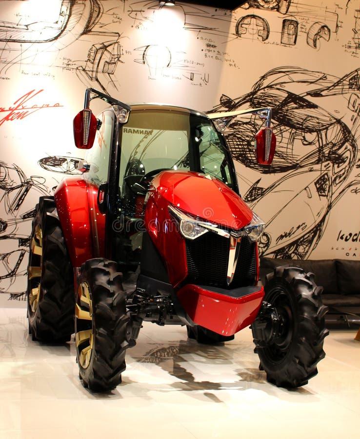 Tractor Wheels Concept : Tractor concept by ken okuyama design editorial stock
