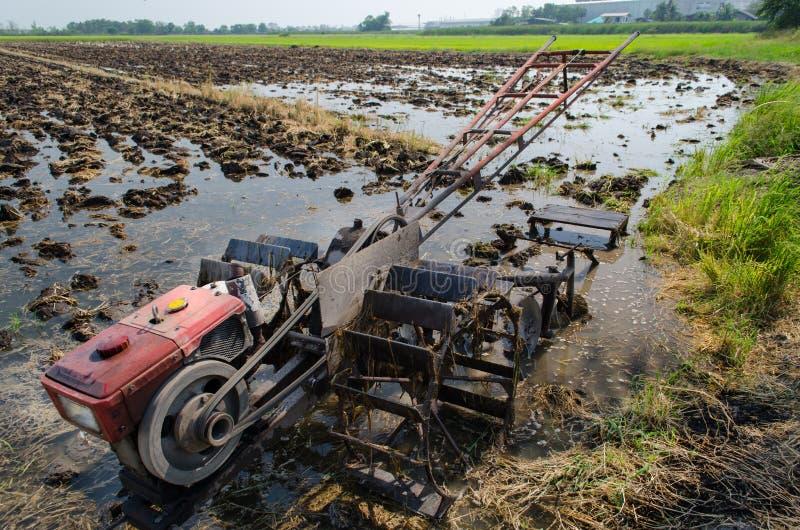 Tractor Machine Stock Image