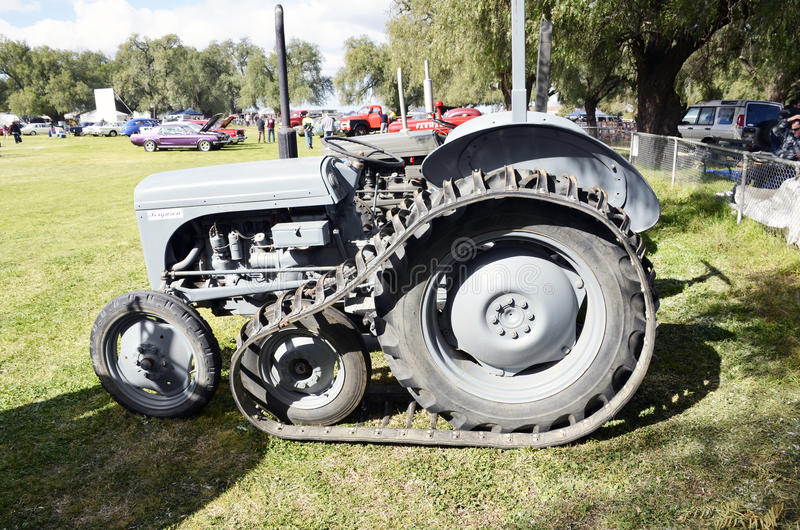 Download Tractor. editorial photography. Image of cars, outside - 43360402