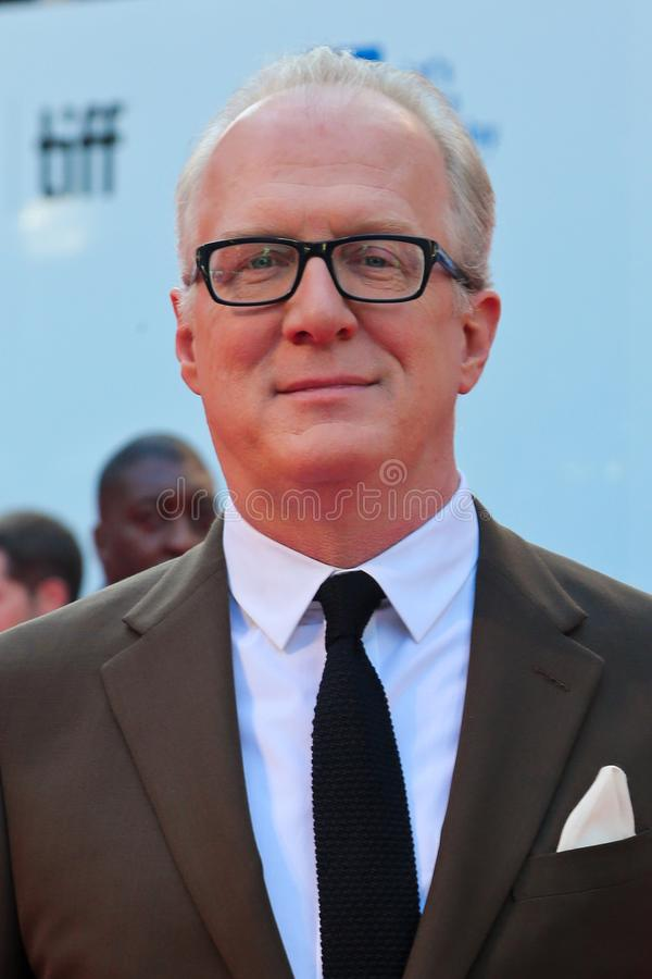 Tracy Letts. TORONTO - SEPT 9: Tracy Letts attends the `Ford v Ferrari` premiere at Roy Thomson Hall during the 2019 Toronto International Film Festival on stock photos