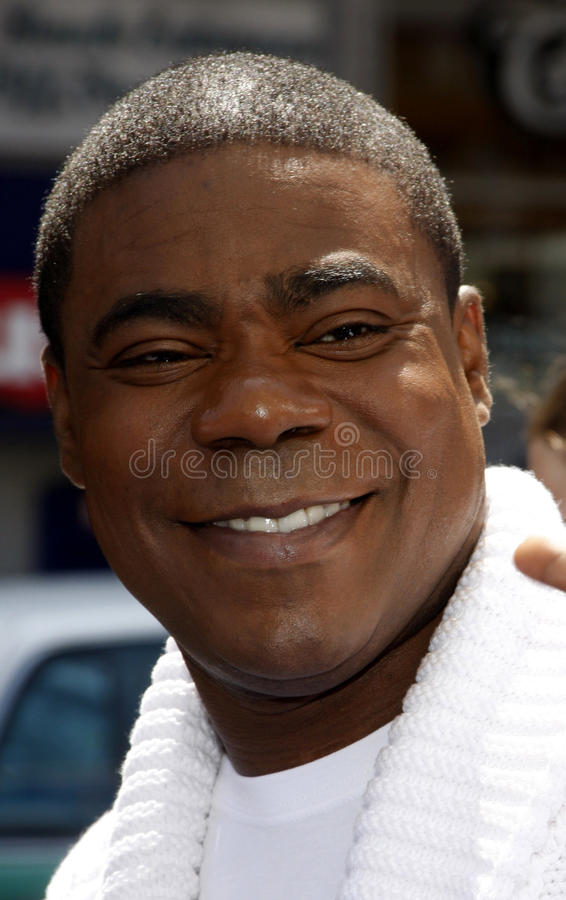 Tracy Morgan image libre de droits