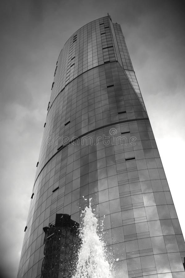 Trade Centre Tower Stock Photos
