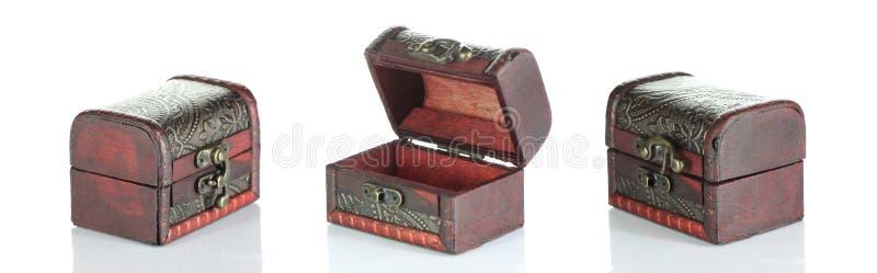 Tradicional de sistema de la caja de madera fotos de archivo libres de regalías