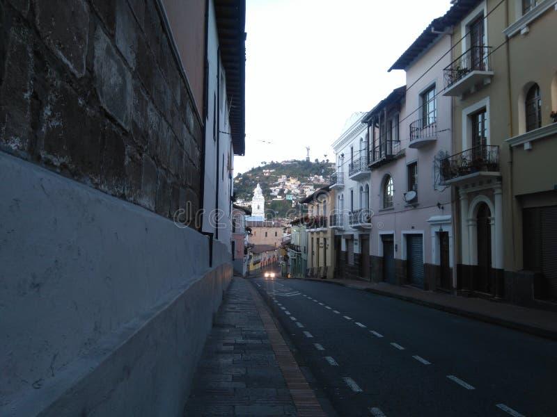 Tradicional Quitogata arkivfoto