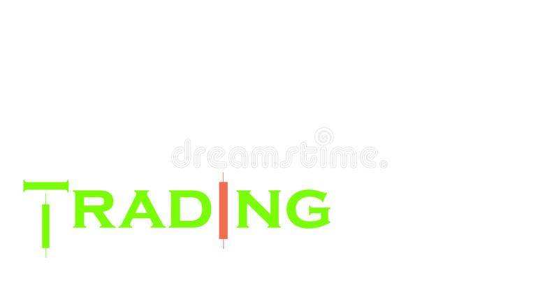 Trading stock images