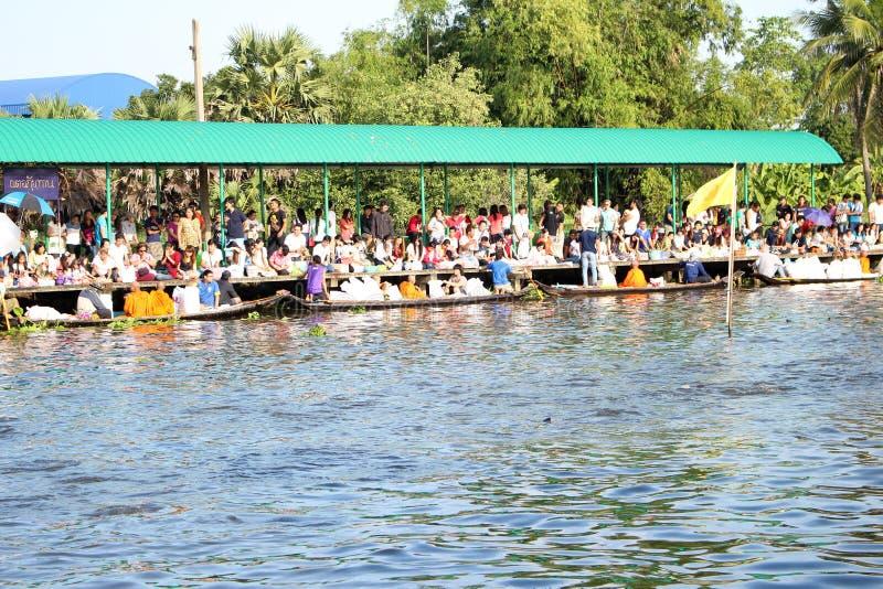 Tradition av merit till vattnet royaltyfri bild