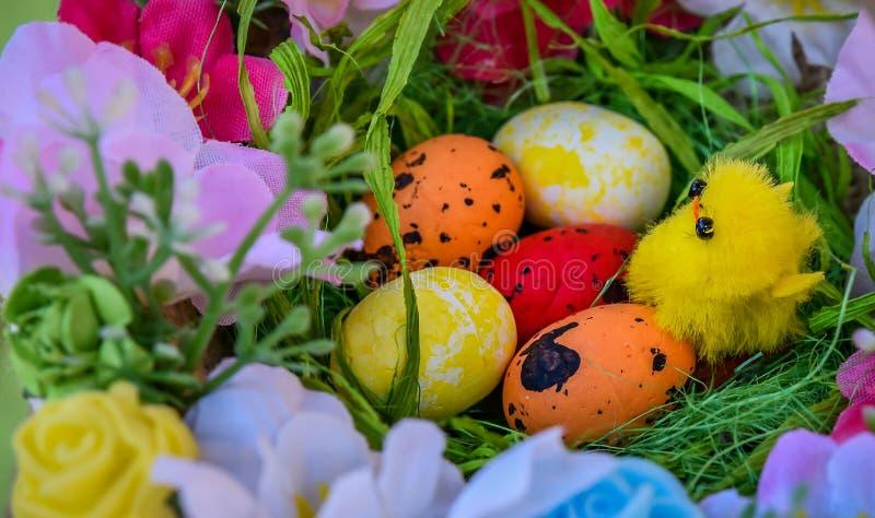 Tradition de Pâques de Roumain photo stock