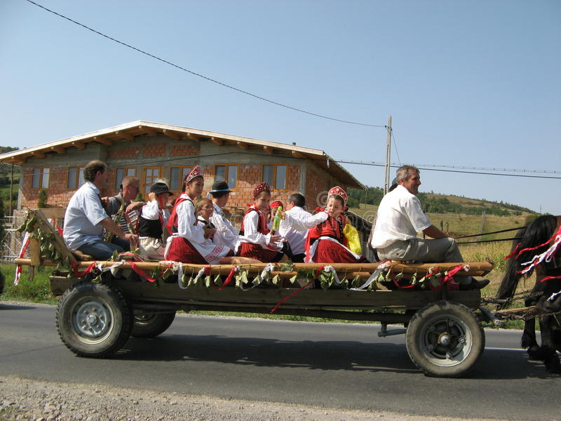 Download Tradition In Harghita County Editorial Stock Photo - Image: 28892613