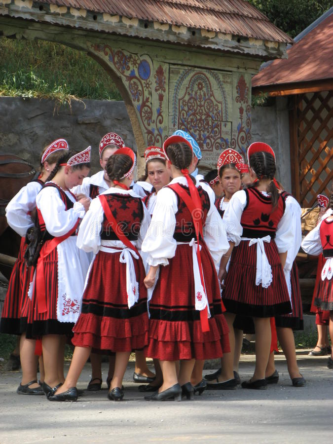 Download Tradition In Harghita County Editorial Image - Image of romania, shirt: 28892625
