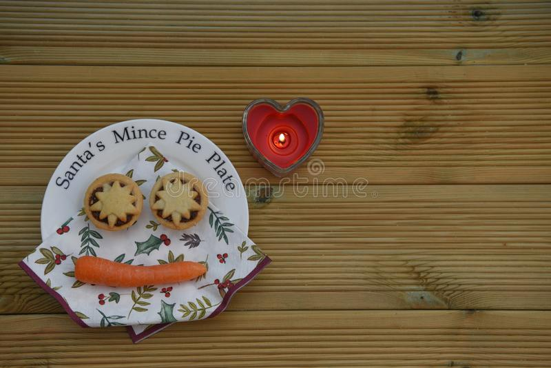 Download Christmas Photography Image Of Santa Mince Pie Plate With Mincemeat Pastry Pies And Carrot For & Christmas Photography Image Of Santa Mince Pie Plate With Mincemeat ...