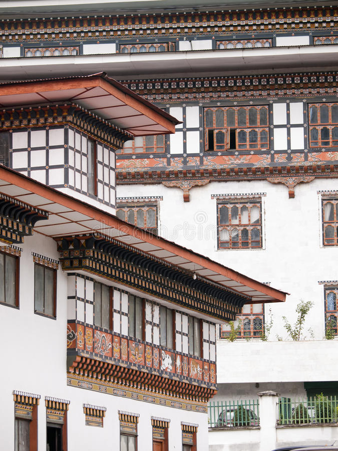 Traditional architecture of bhutanese houses stock image image 19229953 - Houses bucovina traditional architecture ...