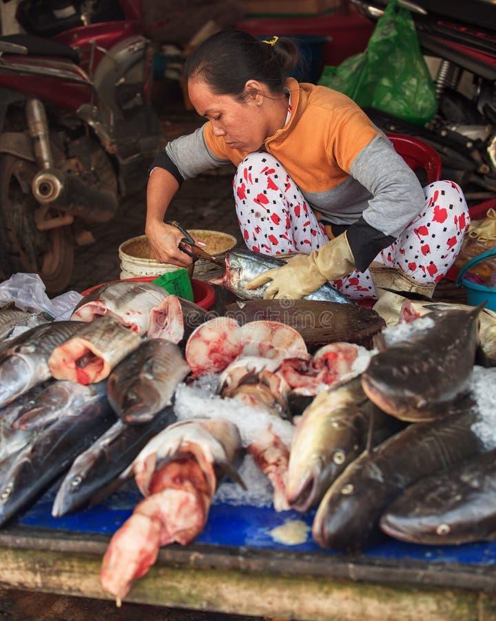 Traditional asian market stock photos