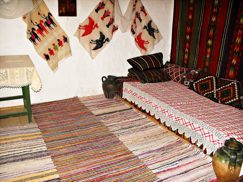 Traditional authentic room