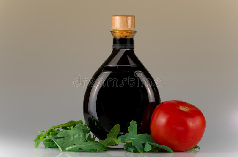 Traditional balsamic vinegar of Modena royalty free stock photos