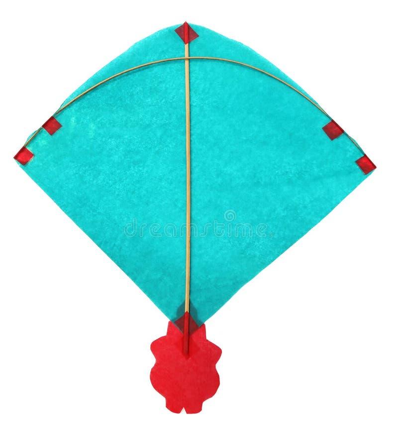 Traditional Bangladeshi kite stock image