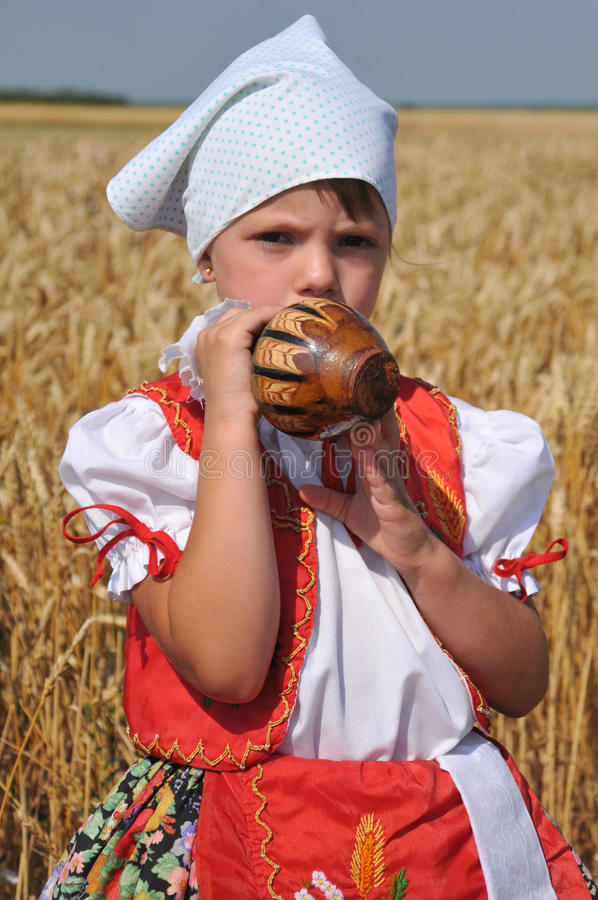 Download Traditional Breakfast Of Wheat Field Stock Photo - Image: 25817768