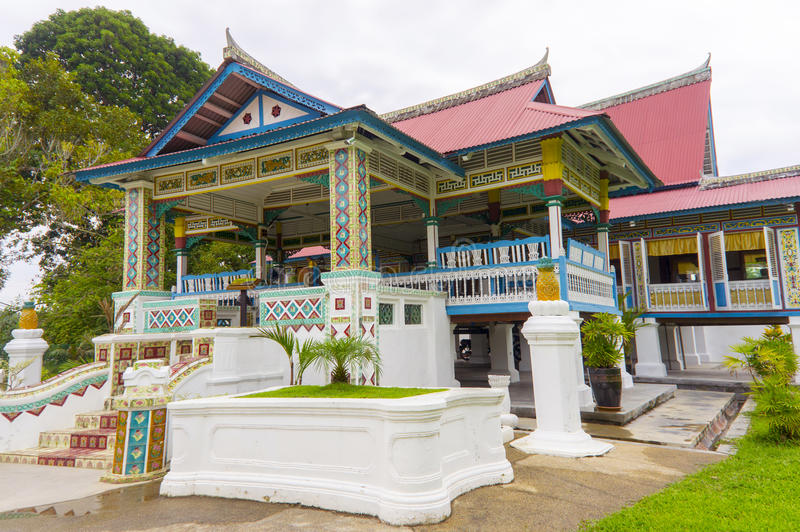 Download Traditional building stock photo. Image of roof, buddhism - 30272372