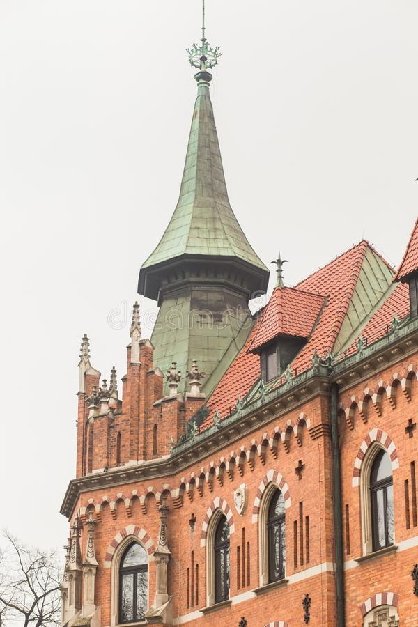 Travel in Poland royalty free stock photos