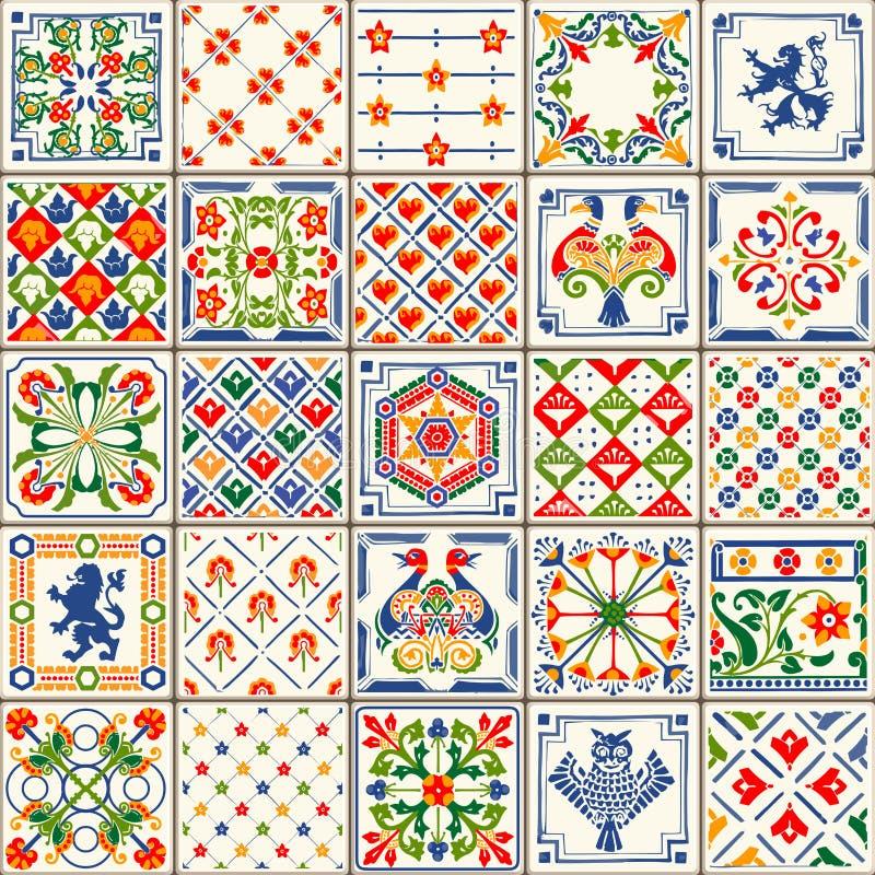 Traditional Ceramic 06 Vintage 2D vector illustration