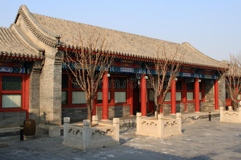 Download Traditional Chinese Building Stock Photo - Image: 13305760