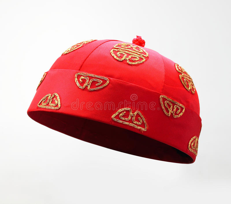 Download Traditional Chinese cap stock photo. Image of tradition - 13478218