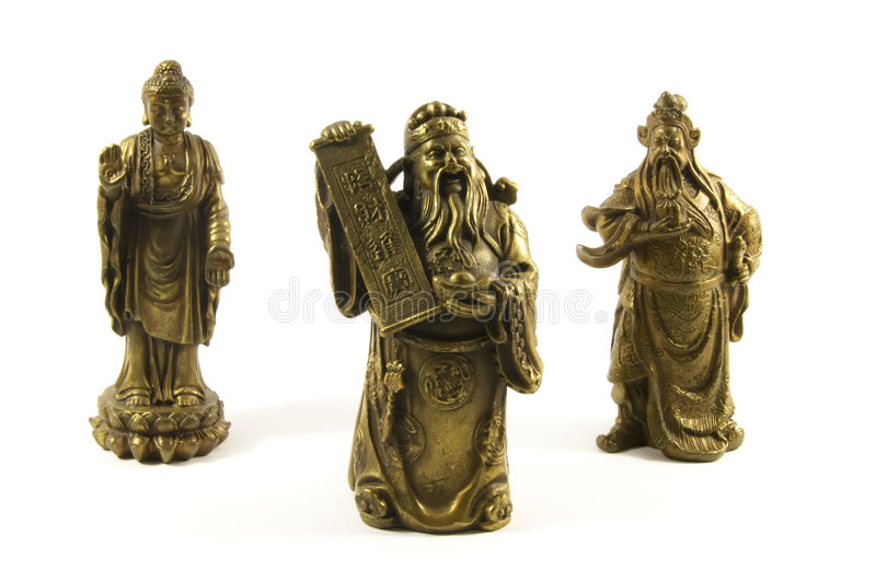 Traditional Chinese Gods and Deities