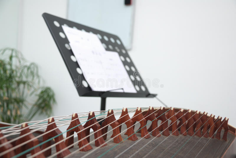 Download Traditional Chinese Music Instrument Stock Image - Image: 17005963