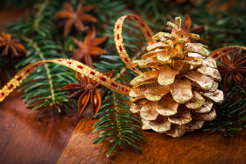 Download Traditional Christmas Decoration Stock Photo - Image: 33317586