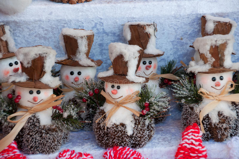 Traditional Christmas Market royalty free stock photos