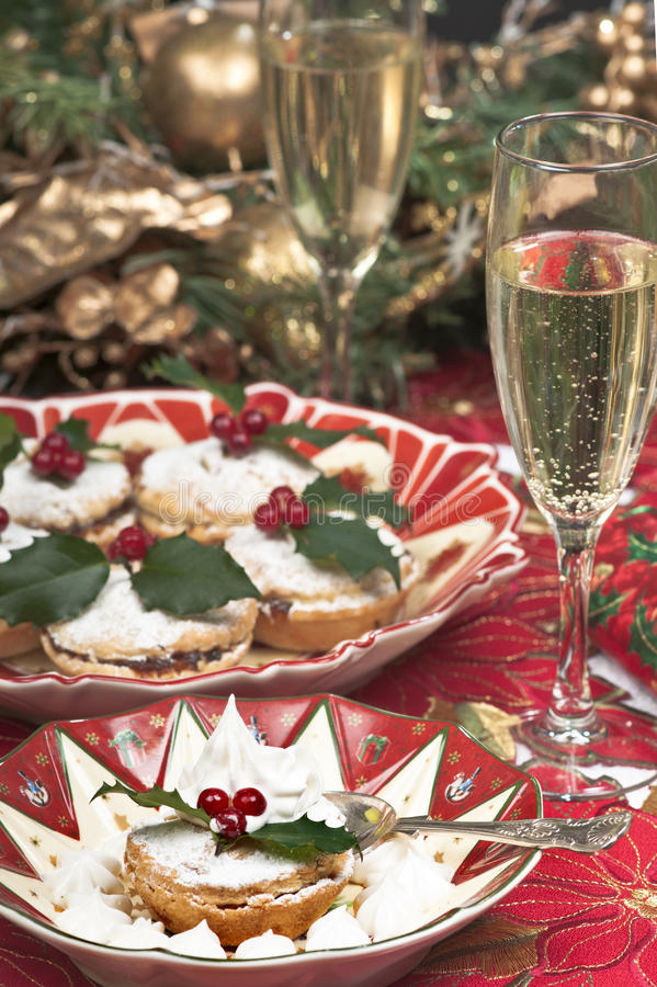 Download Traditional Christmas Mincepies. Royalty Free Stock Photography - Image: 22265797