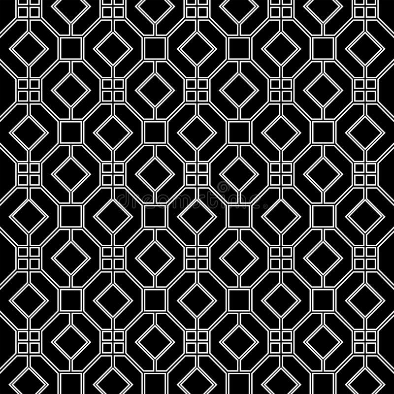 Traditional classic geometric pattern background stock photo