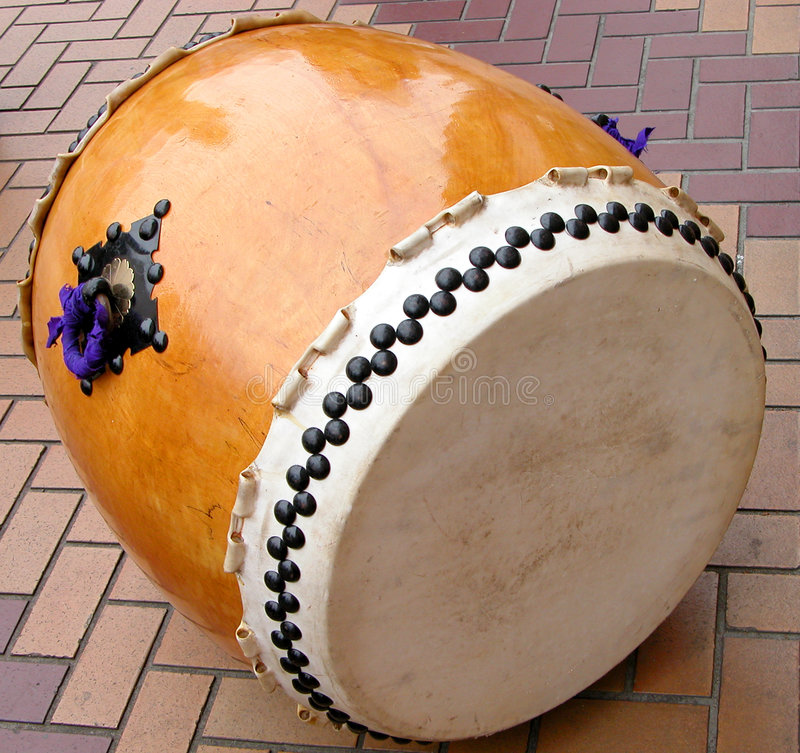 Traditional drum stock images
