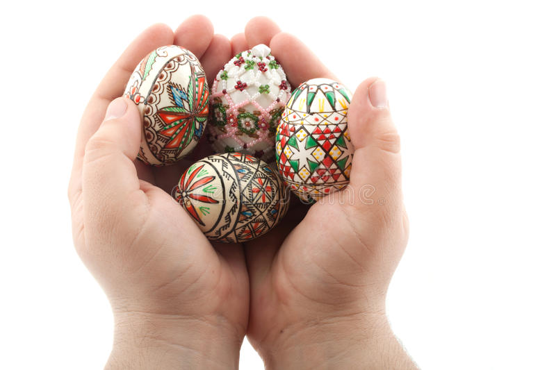 Download Traditional easter eggs stock image. Image of traditional - 18842535