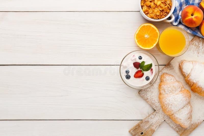 Cafe Orange Breakfast Menu