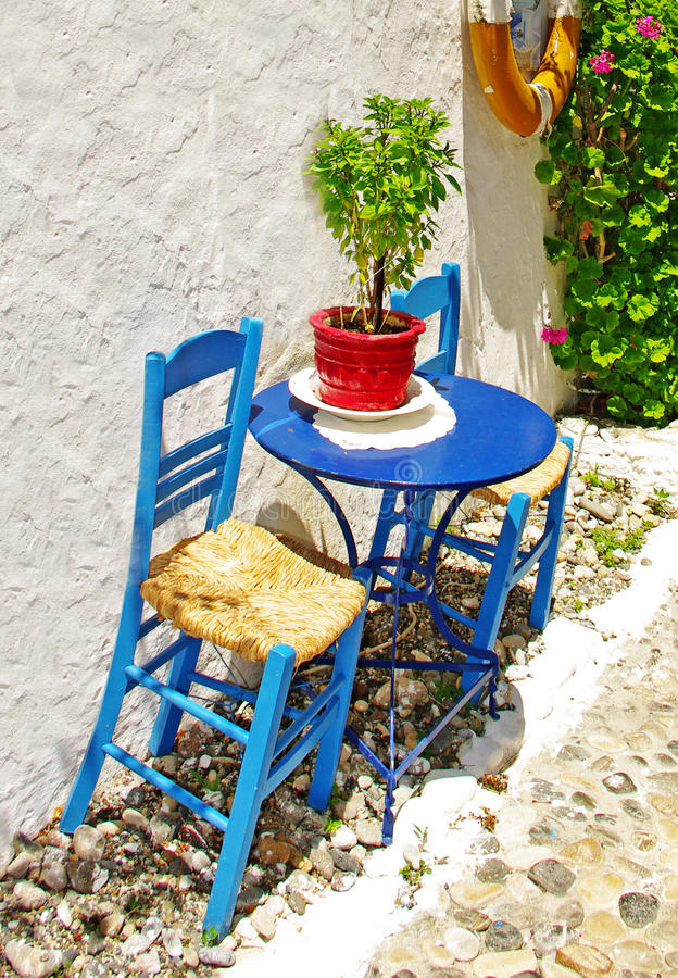 Traditional Greece stock images