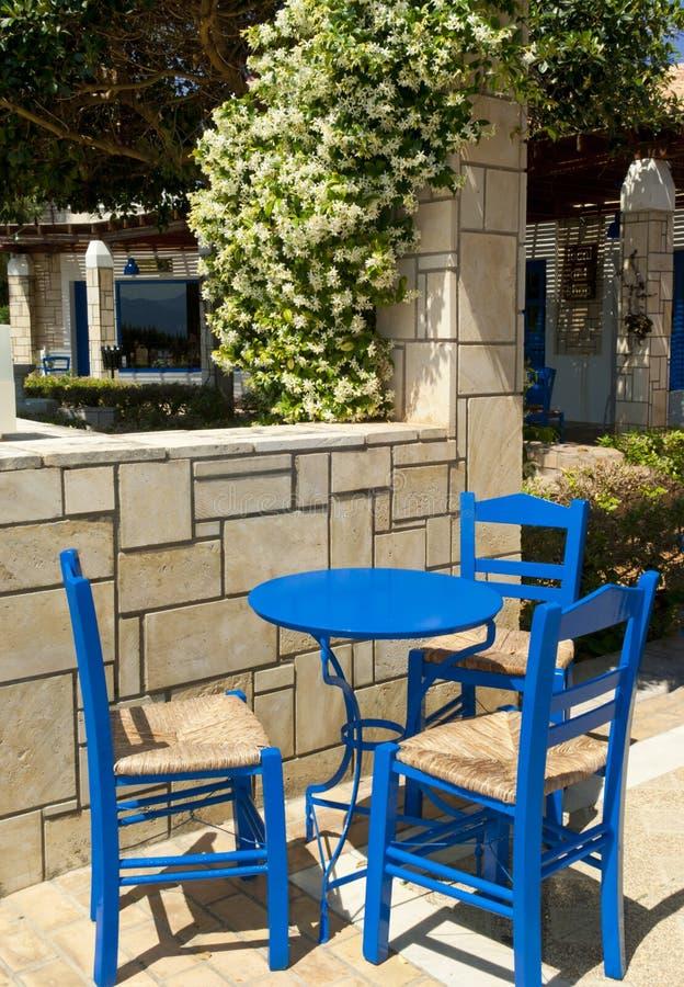 Free Traditional Greek Tavern Royalty Free Stock Image - 20114086