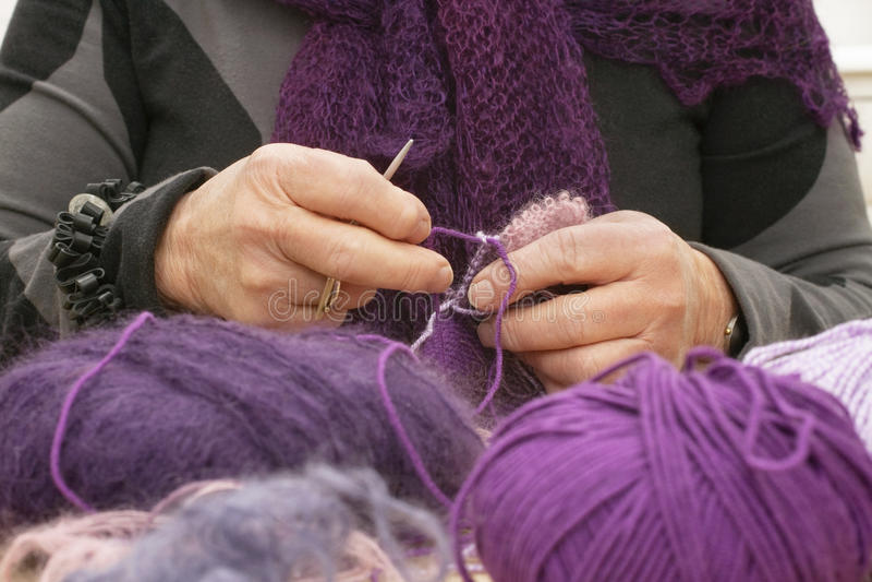 Download Traditional Handicraft - Hands Stock Photo - Image: 13738252