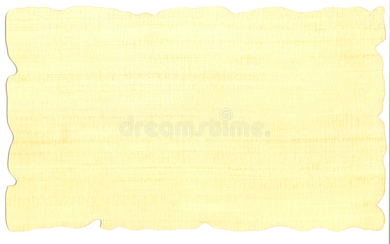 Traditional Handmade Paper royalty free stock image
