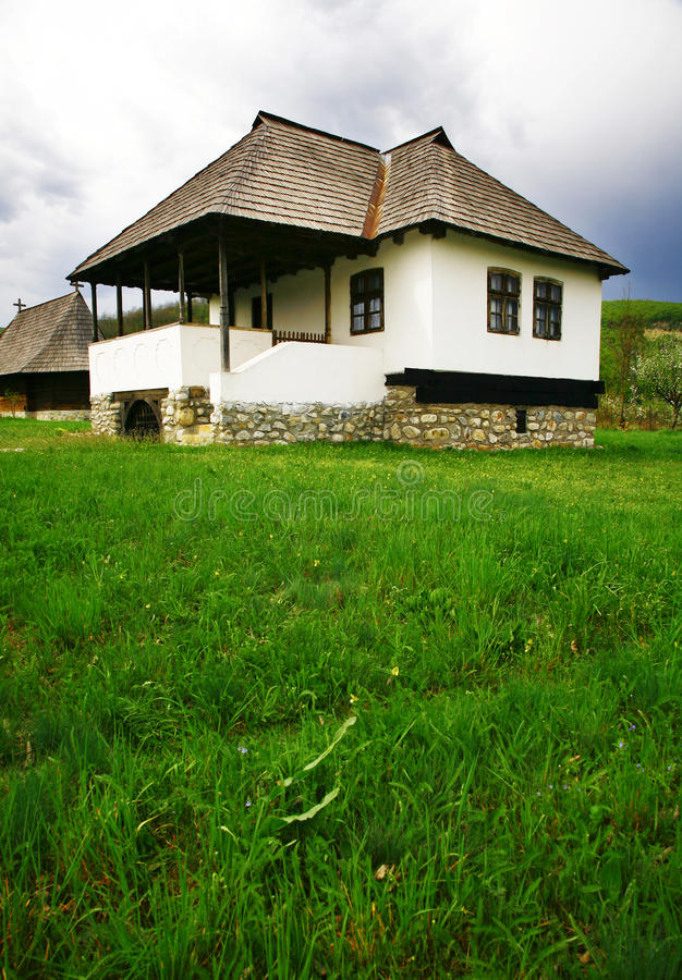Free Traditional House Royalty Free Stock Photo - 12625275
