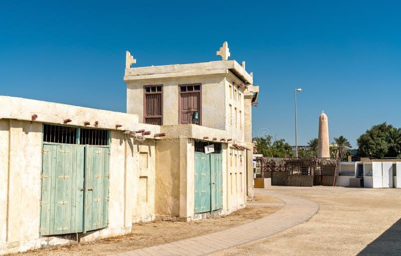 Arad Fort On Muharraq Island In Bahrain Stock Image - Image