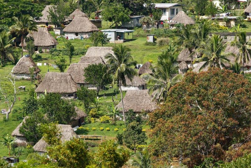 10 >> Traditional Houses Of Navala Village, Viti Levu, Fiji Stock Photos - Image: 37888363
