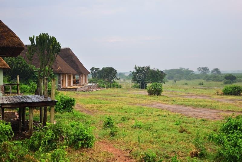 Uganda, Lake George, Africa stock image